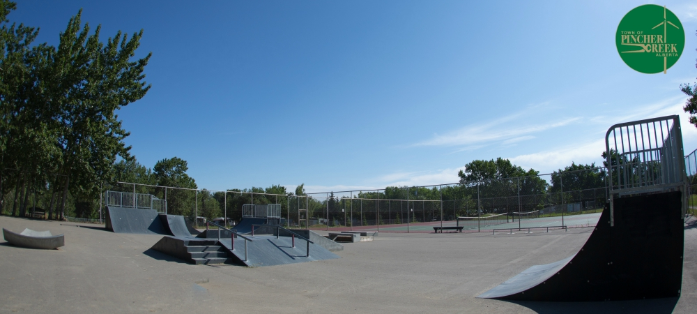 Pincher Creek is lucky to have lots of recreation facilities!