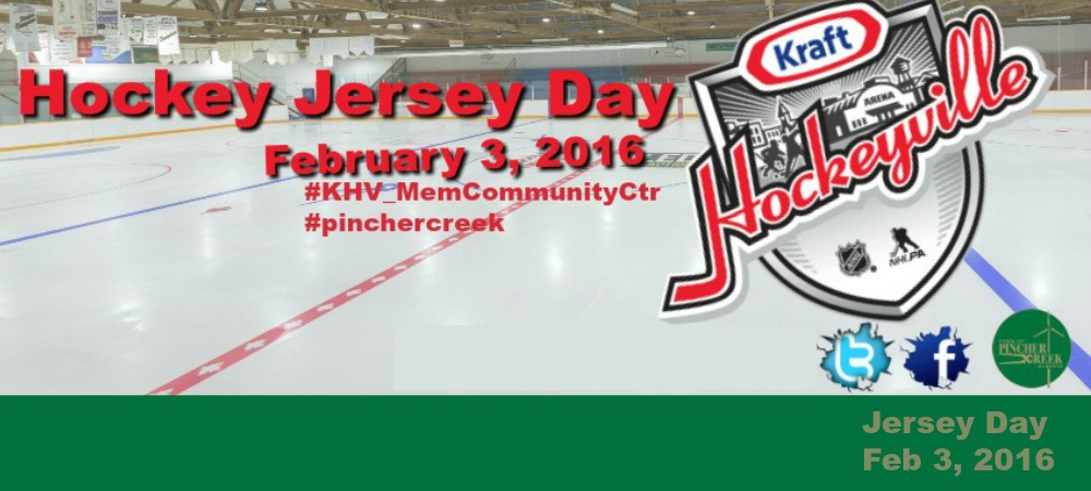 Winter Walk Day & Jersey Day is February 3