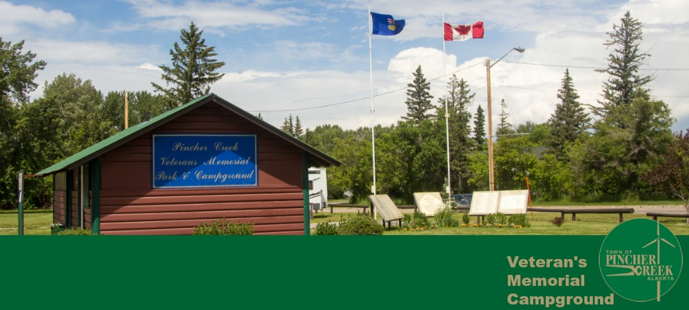 The campground opens April 29th for the summer season!